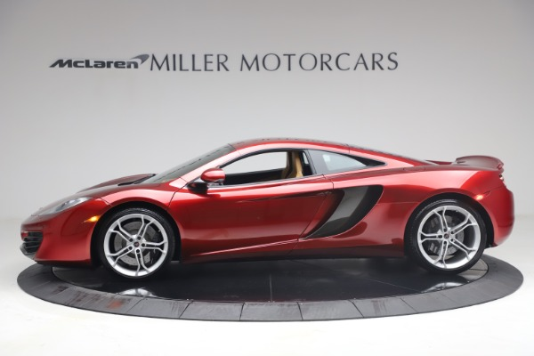 Used 2012 McLaren MP4-12C for sale Sold at Pagani of Greenwich in Greenwich CT 06830 2