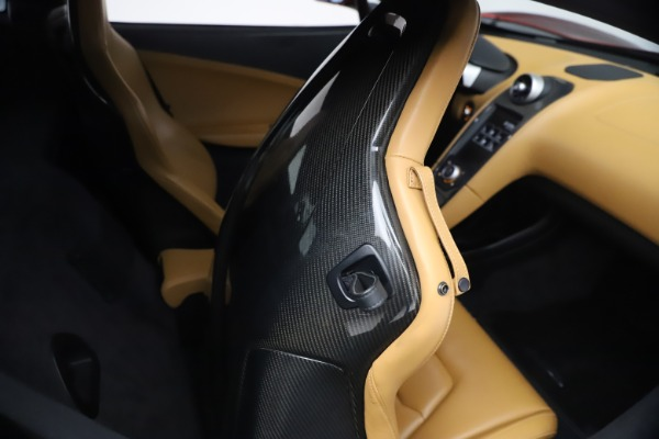 Used 2012 McLaren MP4-12C for sale Sold at Pagani of Greenwich in Greenwich CT 06830 23