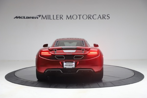 Used 2012 McLaren MP4-12C for sale Sold at Pagani of Greenwich in Greenwich CT 06830 5