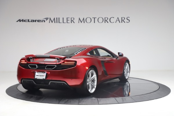 Used 2012 McLaren MP4-12C for sale Sold at Pagani of Greenwich in Greenwich CT 06830 6