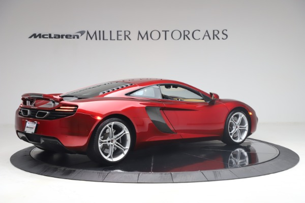 Used 2012 McLaren MP4-12C for sale Sold at Pagani of Greenwich in Greenwich CT 06830 7