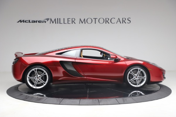 Used 2012 McLaren MP4-12C for sale Sold at Pagani of Greenwich in Greenwich CT 06830 8