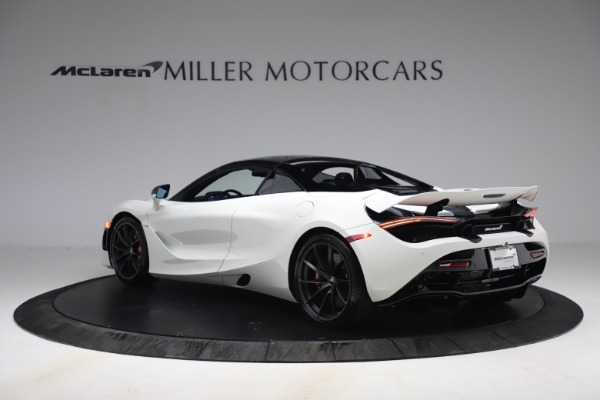New 2021 McLaren 720S Spider for sale $366,670 at Pagani of Greenwich in Greenwich CT 06830 15