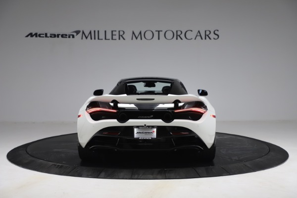 New 2021 McLaren 720S Spider for sale $366,670 at Pagani of Greenwich in Greenwich CT 06830 16