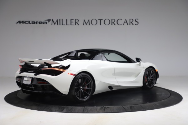 New 2021 McLaren 720S Spider for sale $366,670 at Pagani of Greenwich in Greenwich CT 06830 17