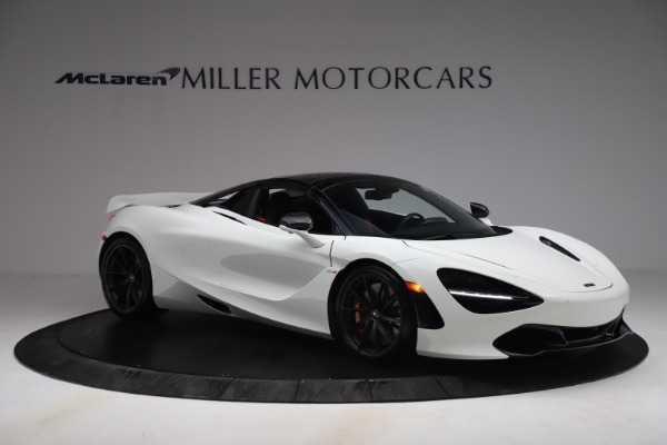New 2021 McLaren 720S Spider for sale $366,670 at Pagani of Greenwich in Greenwich CT 06830 19