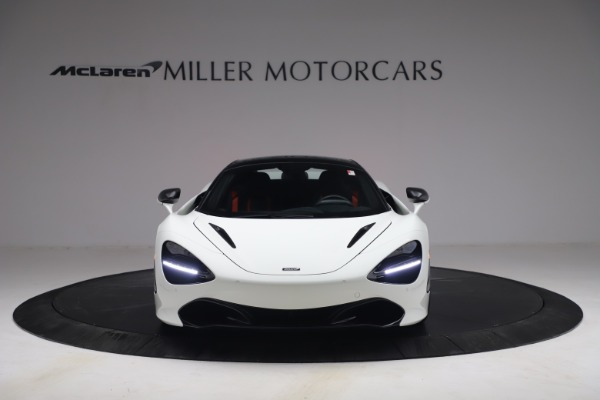 New 2021 McLaren 720S Spider for sale $366,670 at Pagani of Greenwich in Greenwich CT 06830 20