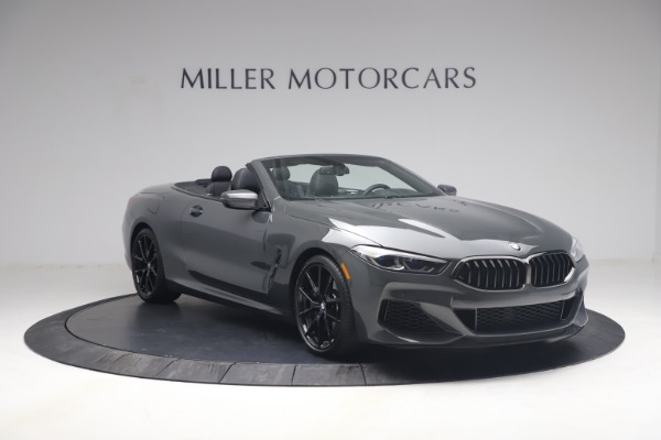 Used 2019 BMW 8 Series M850i xDrive for sale Sold at Pagani of Greenwich in Greenwich CT 06830 11