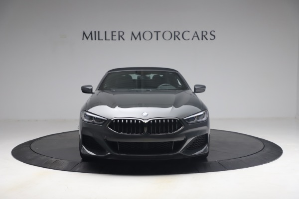 Used 2019 BMW 8 Series M850i xDrive for sale Sold at Pagani of Greenwich in Greenwich CT 06830 13