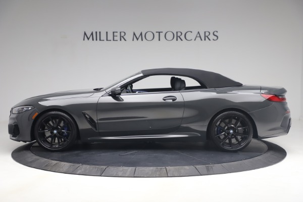 Used 2019 BMW 8 Series M850i xDrive for sale Sold at Pagani of Greenwich in Greenwich CT 06830 16