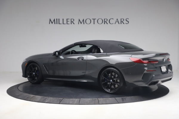 Used 2019 BMW 8 Series M850i xDrive for sale Sold at Pagani of Greenwich in Greenwich CT 06830 17