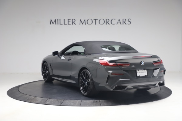 Used 2019 BMW 8 Series M850i xDrive for sale Sold at Pagani of Greenwich in Greenwich CT 06830 18