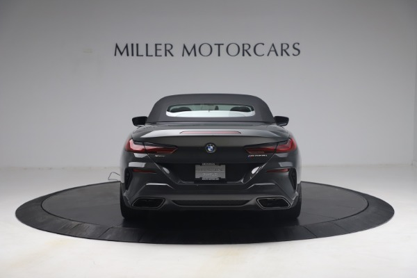 Used 2019 BMW 8 Series M850i xDrive for sale Sold at Pagani of Greenwich in Greenwich CT 06830 19