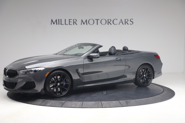 Used 2019 BMW 8 Series M850i xDrive for sale Sold at Pagani of Greenwich in Greenwich CT 06830 2