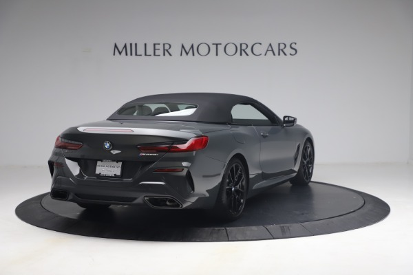 Used 2019 BMW 8 Series M850i xDrive for sale Sold at Pagani of Greenwich in Greenwich CT 06830 20