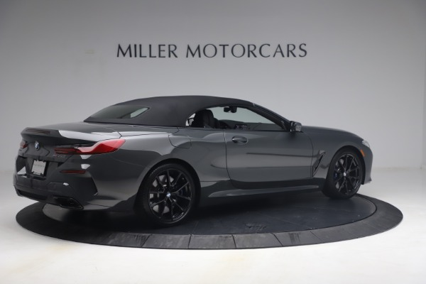 Used 2019 BMW 8 Series M850i xDrive for sale Sold at Pagani of Greenwich in Greenwich CT 06830 21