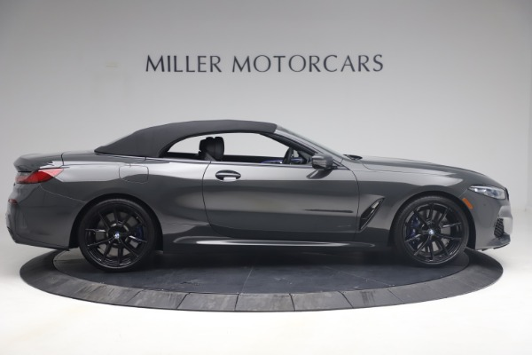 Used 2019 BMW 8 Series M850i xDrive for sale Sold at Pagani of Greenwich in Greenwich CT 06830 22