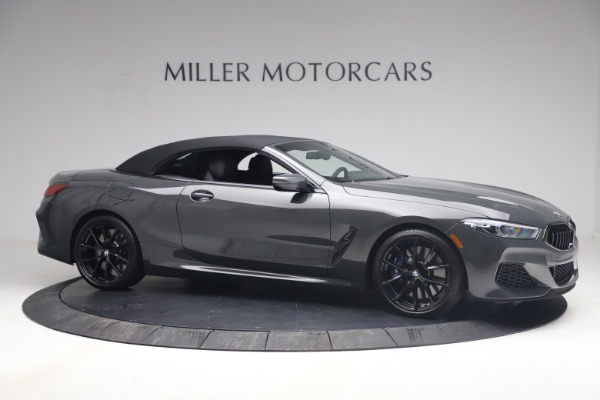 Used 2019 BMW 8 Series M850i xDrive for sale Sold at Pagani of Greenwich in Greenwich CT 06830 23