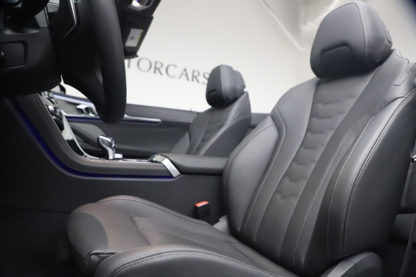 Used 2019 BMW 8 Series M850i xDrive for sale Sold at Pagani of Greenwich in Greenwich CT 06830 25