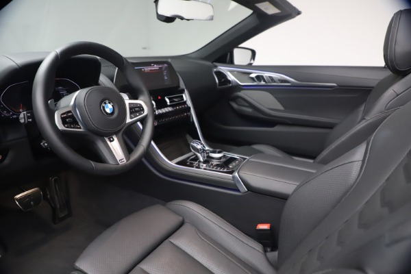 Used 2019 BMW 8 Series M850i xDrive for sale Sold at Pagani of Greenwich in Greenwich CT 06830 27