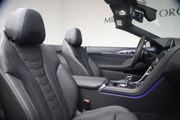 Used 2019 BMW 8 Series M850i xDrive for sale Sold at Pagani of Greenwich in Greenwich CT 06830 28