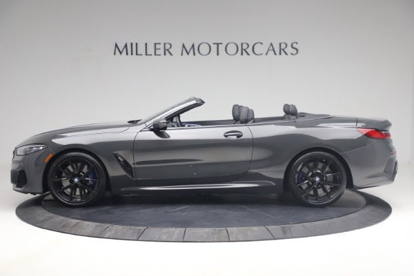 Used 2019 BMW 8 Series M850i xDrive for sale Sold at Pagani of Greenwich in Greenwich CT 06830 3