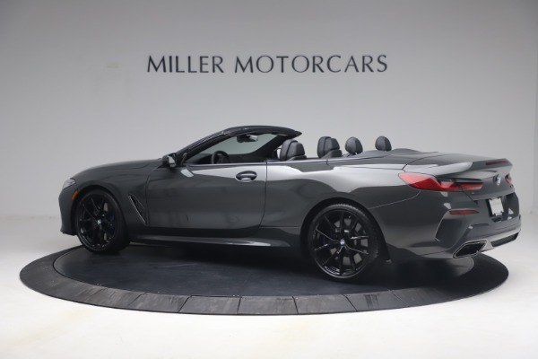 Used 2019 BMW 8 Series M850i xDrive for sale Sold at Pagani of Greenwich in Greenwich CT 06830 4