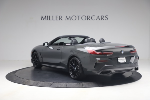 Used 2019 BMW 8 Series M850i xDrive for sale Sold at Pagani of Greenwich in Greenwich CT 06830 5