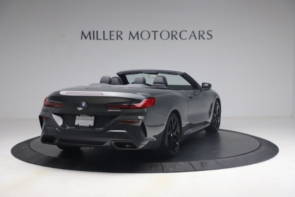 Used 2019 BMW 8 Series M850i xDrive for sale Sold at Pagani of Greenwich in Greenwich CT 06830 7