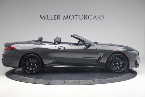 Used 2019 BMW 8 Series M850i xDrive for sale Sold at Pagani of Greenwich in Greenwich CT 06830 9