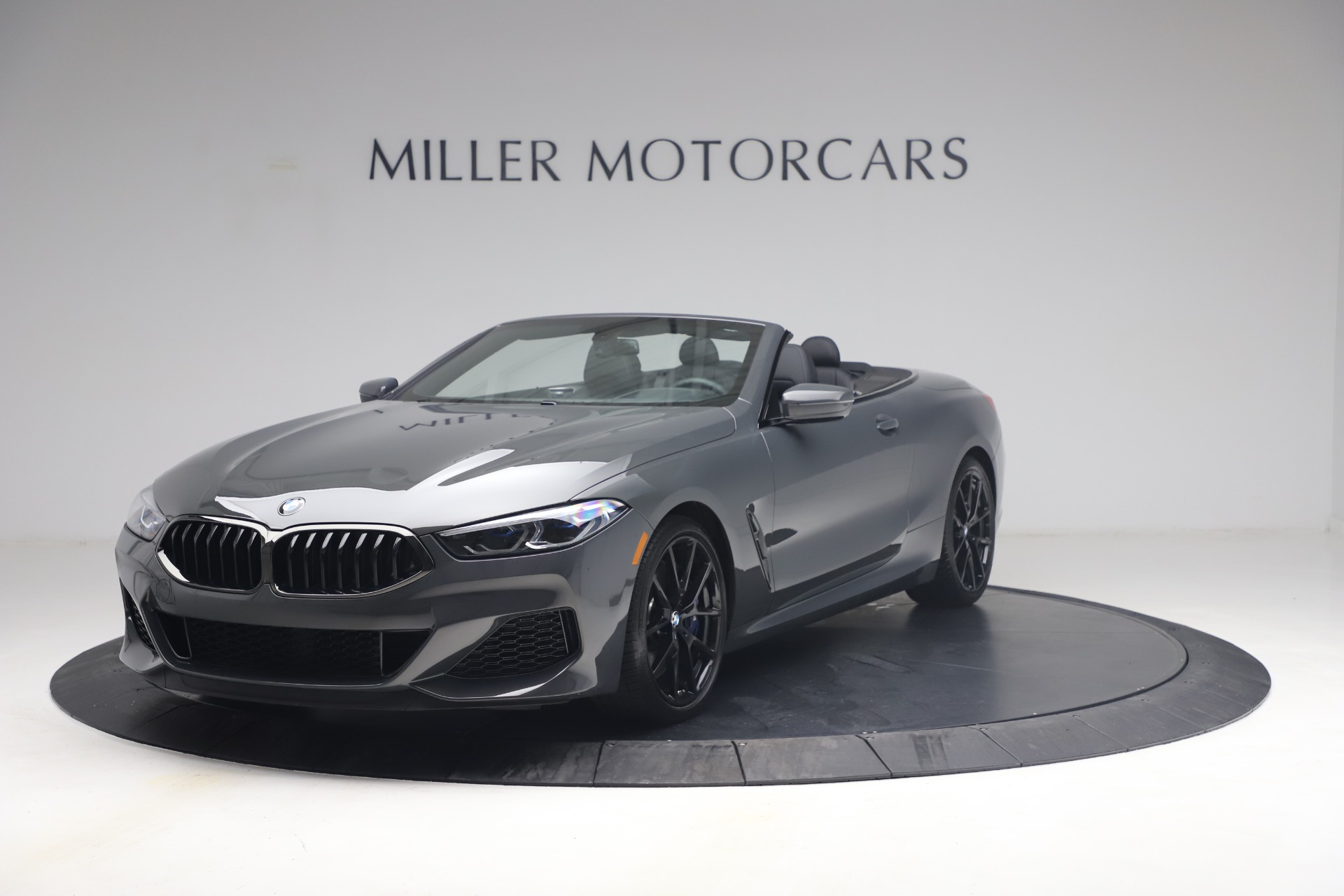Used 2019 BMW 8 Series M850i xDrive for sale Sold at Pagani of Greenwich in Greenwich CT 06830 1