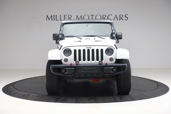 Used 2015 Jeep Wrangler Unlimited Rubicon Hard Rock for sale $39,900 at Pagani of Greenwich in Greenwich CT 06830 12