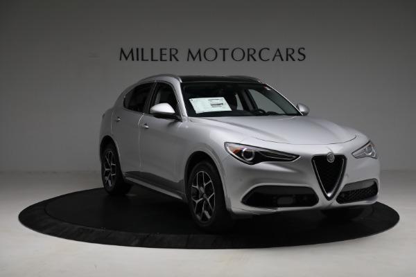 New 2021 Alfa Romeo Stelvio Ti Q4 for sale Sold at Pagani of Greenwich in Greenwich CT 06830 11