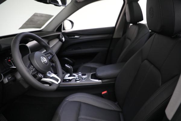New 2021 Alfa Romeo Stelvio Ti Q4 for sale Sold at Pagani of Greenwich in Greenwich CT 06830 14