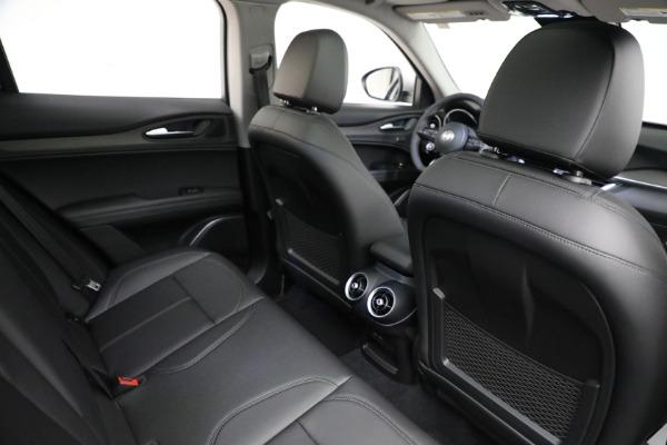 New 2021 Alfa Romeo Stelvio Ti Q4 for sale Sold at Pagani of Greenwich in Greenwich CT 06830 17