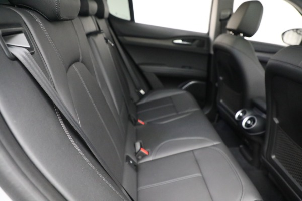 New 2021 Alfa Romeo Stelvio Ti Q4 for sale Sold at Pagani of Greenwich in Greenwich CT 06830 18