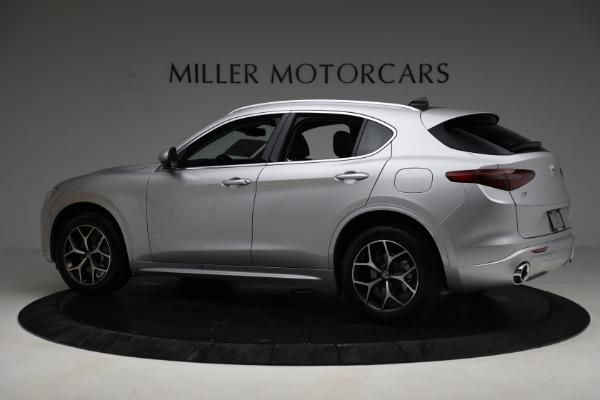 New 2021 Alfa Romeo Stelvio Ti Q4 for sale Sold at Pagani of Greenwich in Greenwich CT 06830 4