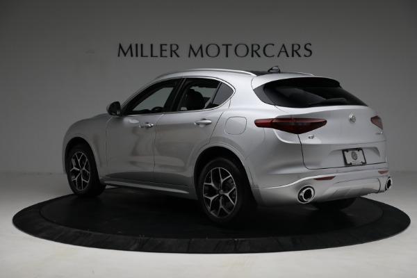 New 2021 Alfa Romeo Stelvio Ti Q4 for sale Sold at Pagani of Greenwich in Greenwich CT 06830 5