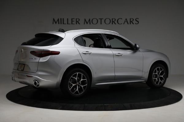 New 2021 Alfa Romeo Stelvio Ti Q4 for sale Sold at Pagani of Greenwich in Greenwich CT 06830 8