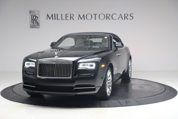 New 2021 Rolls-Royce Dawn for sale Call for price at Pagani of Greenwich in Greenwich CT 06830 14