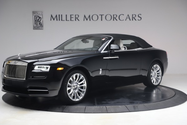 New 2021 Rolls-Royce Dawn for sale Call for price at Pagani of Greenwich in Greenwich CT 06830 15