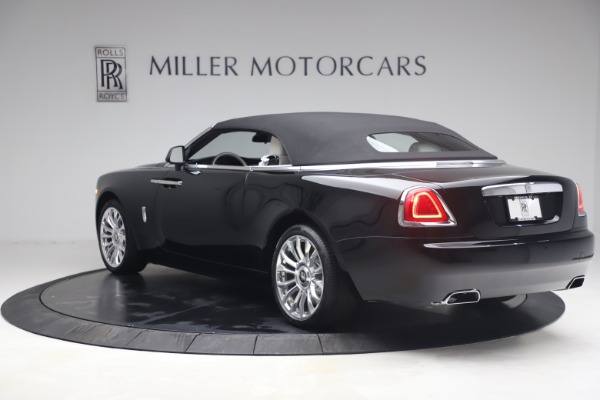 New 2021 Rolls-Royce Dawn for sale Call for price at Pagani of Greenwich in Greenwich CT 06830 18