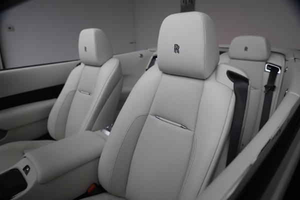 New 2021 Rolls-Royce Dawn for sale Call for price at Pagani of Greenwich in Greenwich CT 06830 25