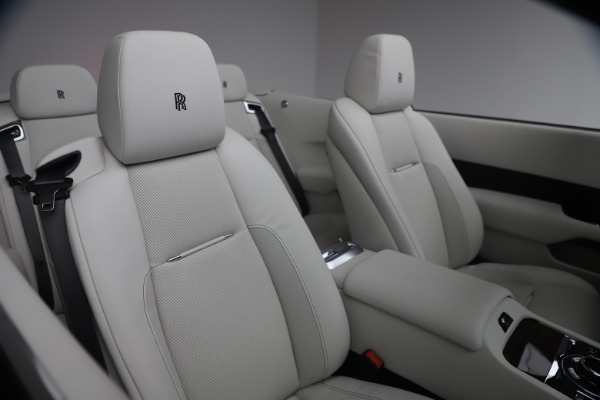 New 2021 Rolls-Royce Dawn for sale Call for price at Pagani of Greenwich in Greenwich CT 06830 26