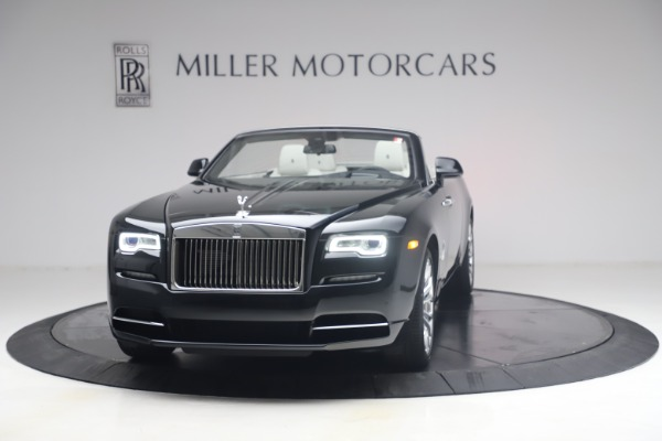 New 2021 Rolls-Royce Dawn for sale Call for price at Pagani of Greenwich in Greenwich CT 06830 3