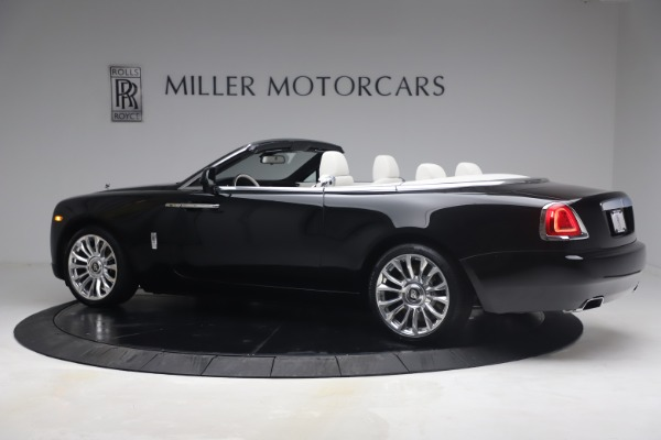 New 2021 Rolls-Royce Dawn for sale Call for price at Pagani of Greenwich in Greenwich CT 06830 5