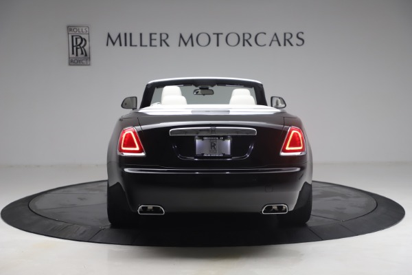 New 2021 Rolls-Royce Dawn for sale Call for price at Pagani of Greenwich in Greenwich CT 06830 7