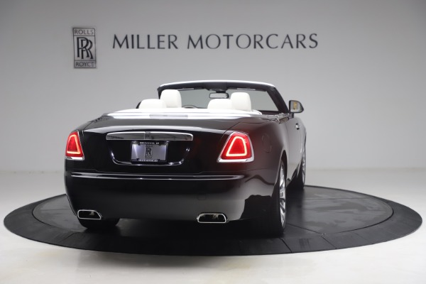 New 2021 Rolls-Royce Dawn for sale Call for price at Pagani of Greenwich in Greenwich CT 06830 8