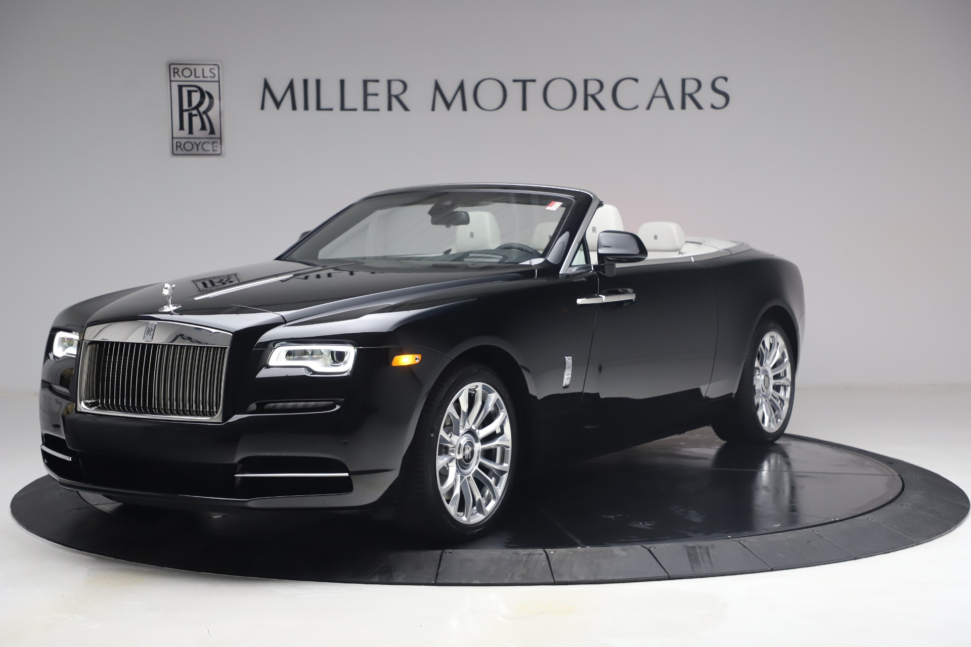 New 2021 Rolls-Royce Dawn for sale Call for price at Pagani of Greenwich in Greenwich CT 06830 1
