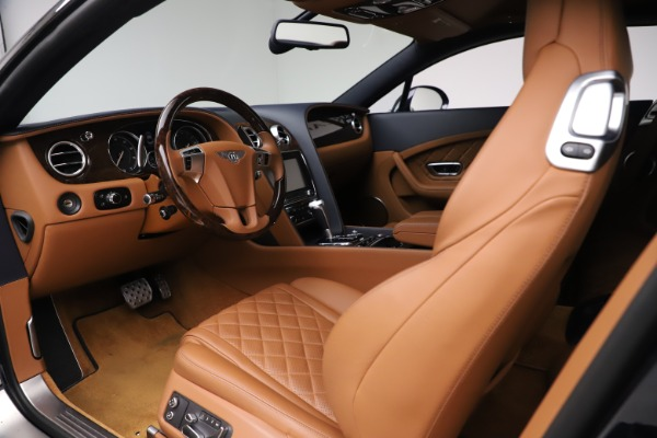 Used 2017 Bentley Continental GT V8 S for sale Sold at Pagani of Greenwich in Greenwich CT 06830 17